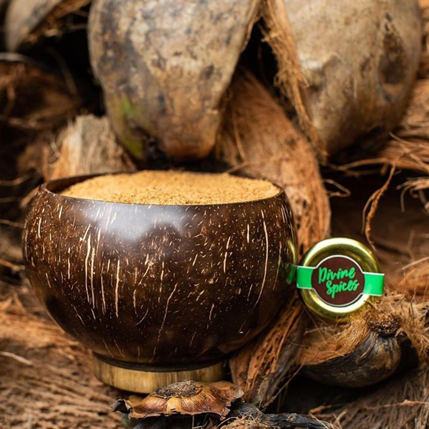 Coconut blossom nectar infused with ceylon cinnamon - 100g
