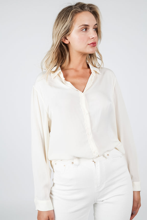 Silky Relaxed Blouse
