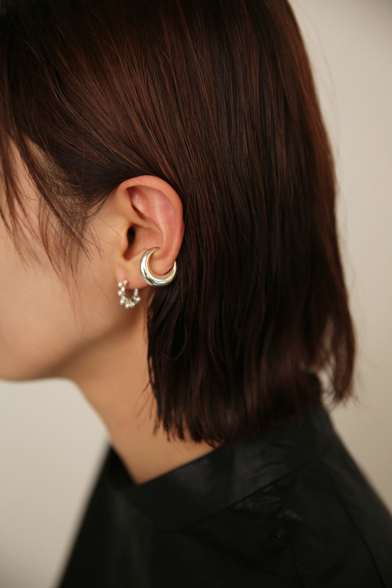 Tambourine Earrings - Almina Concept