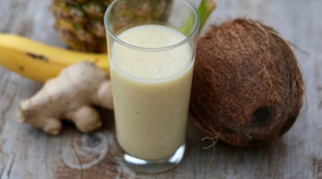 Restore Powder recipes: Exotic coconut pineapple ginger and banana