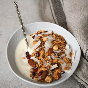 The Best Homemade Granola Recipe We Know