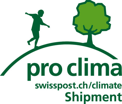 crownhealth ships national orders by swiss post pro clima delivery which is carbon neutral
