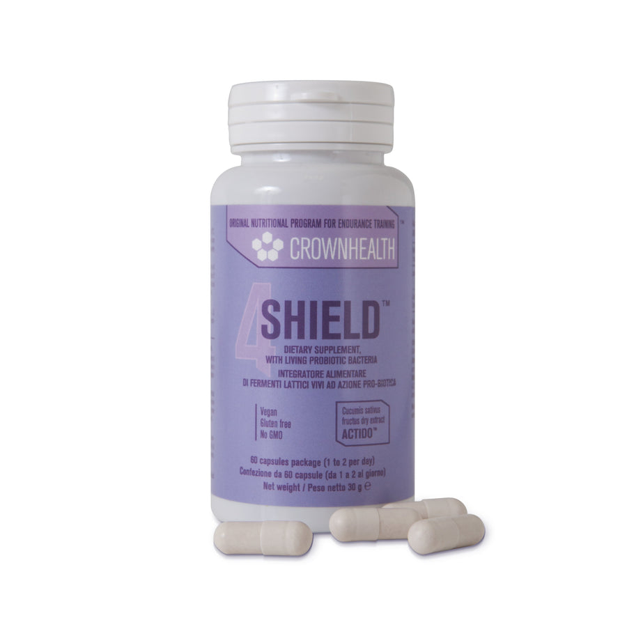 SHIELD - IMMUNE SYSTEM & HEALTHY GUT PROBIOTIC