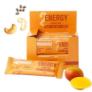 ENERGY MANGO x12 bars