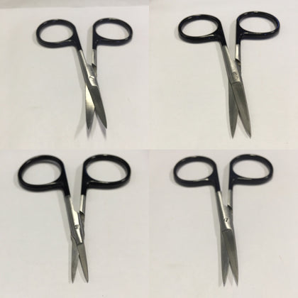 Premium Fly Tying Tools-Scissors w/ Tungsten Carbite