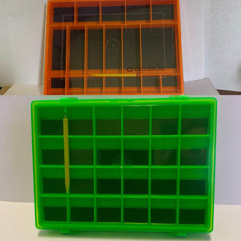 Magnetic Fly/Storage Boxes