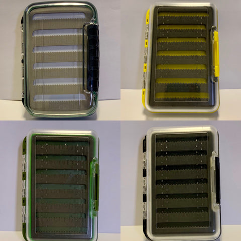 Double Sider Medium Microslit Fly Boxes