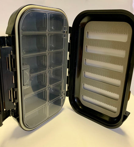Microslit/Compartment Fly Box
