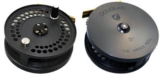 Douglas Argus Fly Reels and Spools