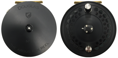 Douglas Arguse Rex Fly Reels and Spools