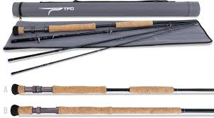 Temple Fork Bluewater SG Fly Rod