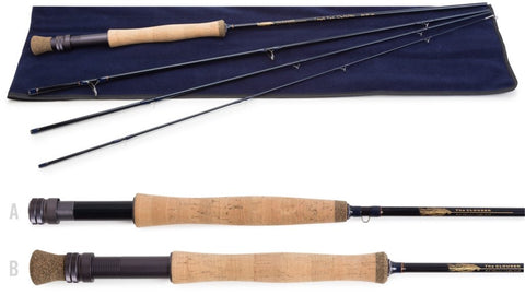 Temple Fork Clouser Fly Rod
