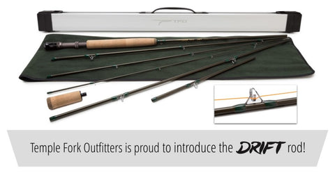 Temple Fork Drift Fly Rod