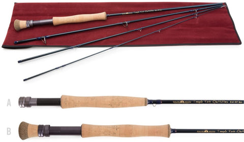 Temple Fork Project Healing Waters Fly Rod
