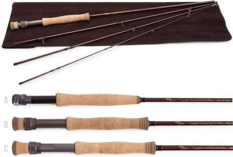 Temple Fork Mangrove Fly Rod