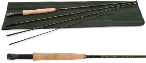 Temple Fork Reel Recovery Fly Rod