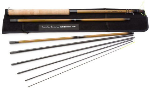 Temple Fork Tenkara Soft Hackle Fly Rod