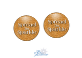 """Spread the Sparkle"" Earrings"