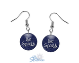 """Live Sparkly"" Earrings"