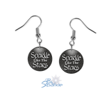 """Sparkle Like the Stars"" Earrings"