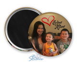 Personalized Photo Magnets