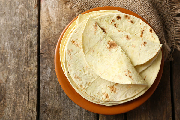 Tortillas Flour 12