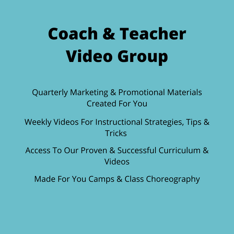 Baton Twirling Curriculum & Video Group