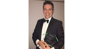 Nathaniel Southworth wins AMBA Award