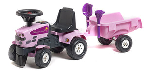 Falk Pink Tractor