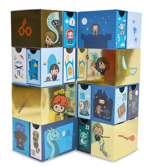Harry Potter Magical Infinity Box Advent Calendar featured on This Morning