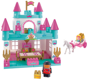 Ecoiffier Princess Castle
