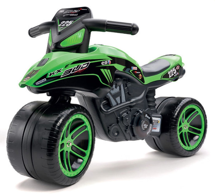 Falk Ride-on Moto Kawasaki Bud Racing