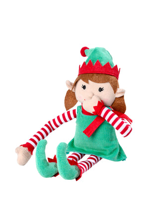 Elf for Christmas Girl & Magical Reward Kit