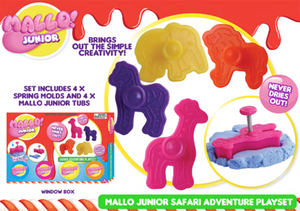 Mallo Junior Safari Set