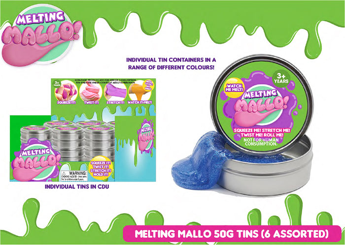 Mallo Melting Mallo 50g Tub