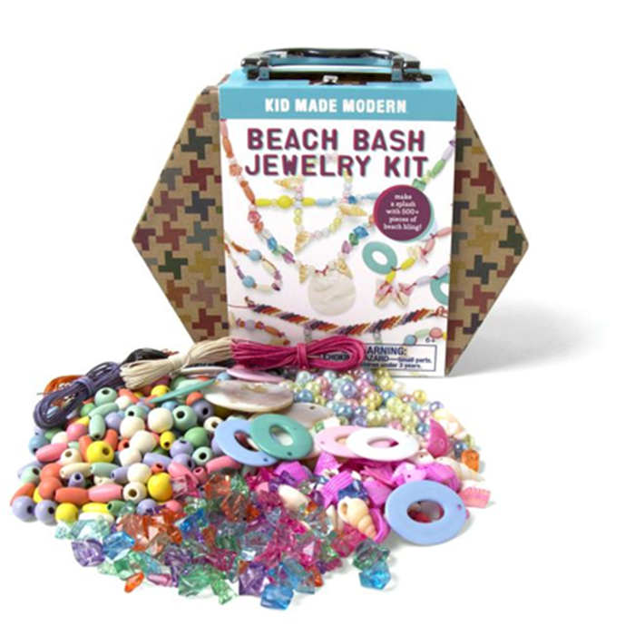 Kid Made Modern Beach Bash Jewelry Kit