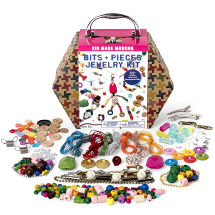 Kid Made Modern Bits and Pieces Jewerly Kit
