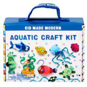 Kid Made Modern Aquatic Craft Kit