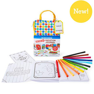 Kid Made Modern On the Go Journal Kit
