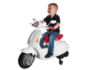 Kids@Play 6V Retro Scooter