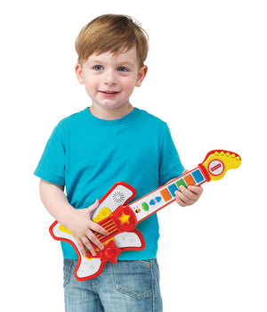 Fisher Price Rockstar Guitar