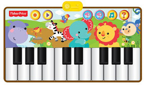 Fisher Price Rainforest Dancin' Tunes Step-on Keyboard