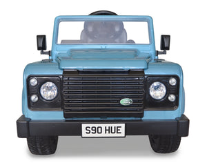 Officially Licensed Landrover Defender - Classic Pedal Powered