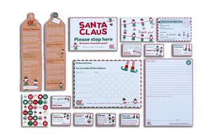 Elf for Christmas Magical Reward Kit Refill