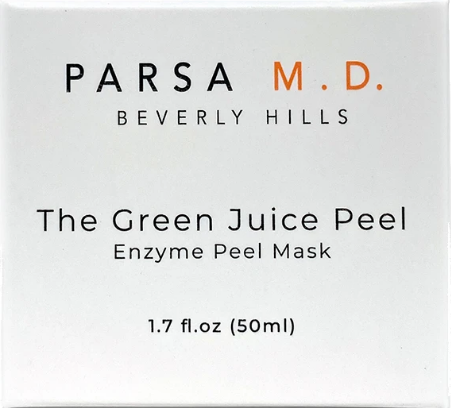 The Green Juice Peel from Dr. Kami Parsa