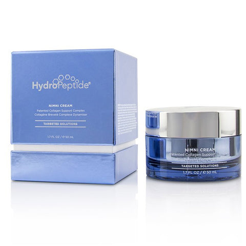 A Packaging and a Jar of Hydropeptide Nimni Night Cream Product