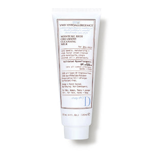 Tube Of Moisture Rich Creammmy Cleansing Milk Product
