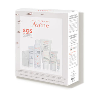 Avène SOS Complete Post Procedure Kit