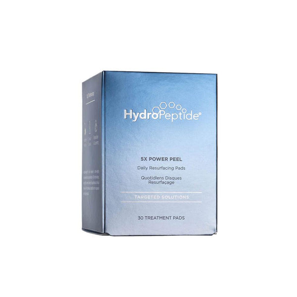 Box Of Hydropeptide 5x Power Peel Products