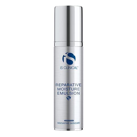 Container of iS Clinical Reparative Moisture Emulsion Product